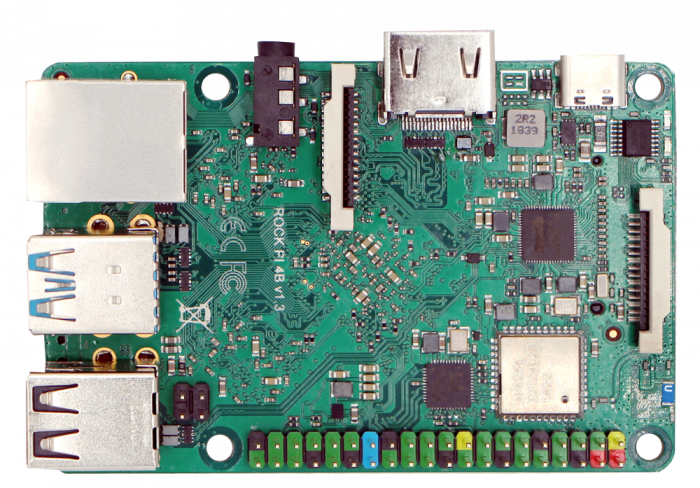 ROCKPI4B Front View.png